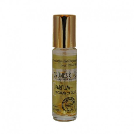 Natur-Parfum WOMAN OF GOLD