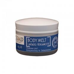 Body Melt Lavendel-Bergamotte