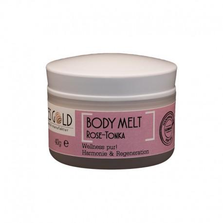 Body Melt Rose-Tonka